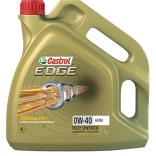 Масло CASTROL EDGE TITANIUM 0W-40 A3/B4 4л
