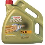 Масло CASTROL EDGE TITANIUM 5W-40 4л