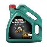 Масло CASTROL MAGNATEC STOP-START 5W-30 A3/B4  4л
