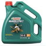 Масло CASTROL Magnatec Diesel 5w40 DPF (В4) 4л