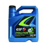 Масло ELF Evolution SXR 5w30  5л