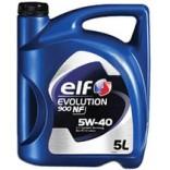 Масло ELF Evolution 900 NF 5w40 5л