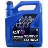 Масло ELF Performance Trophy DX 15w40 5л