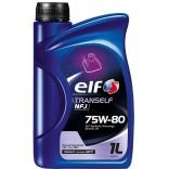 Масло трансм. ELF Tranself NFJ 75w80 (GL-4+) 1л