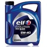 Масло ELF Evolution 900 SXR 5w40  5л