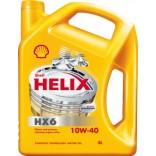 Масло SHELL Helix HX6 10w40 4л