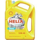 Масло SHELL Helix Diesel HX5 15W-40 4л
